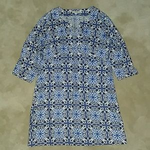 Boden Tunic Cover Up 14R